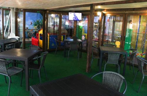 Ресторант - Тераса до детски кът